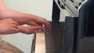 """""""Let it go"""" piano cover (Four Hands) - Bösendorfer designed by the Audi"""
