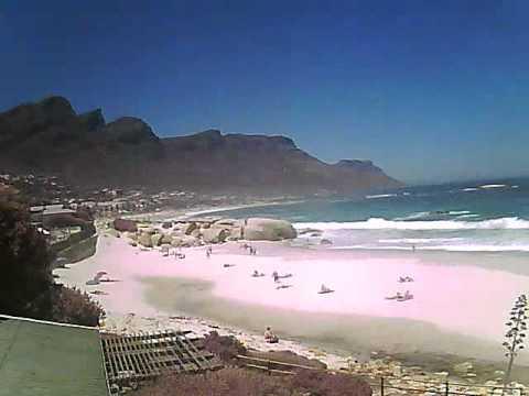 Timelapse Video – Glen Beach & Camps Bay – 15/01/2011