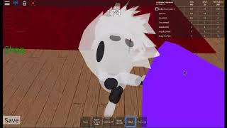 OverWriting the timeline with CrossChara/Cross Chara Gameplay roblox undertale survive the monsters
