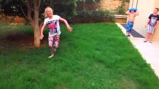 Reverse video star | Lucy Mason