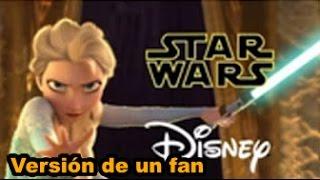 """PARODIA STAR WARS - """"Un sith soy"""" (""""Suéltalo, Libre soy"""") EN ESPAÑOL LATINO Y CASTELLANO"""