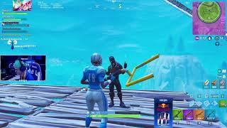 Ninja's creative stream sniper