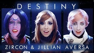 "Destiny - ""Hope for the Future"" by Paul McCartney - zircon & Jillian Aversa Vocal Arrangement"