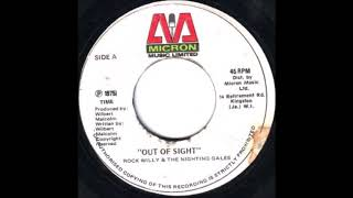 Rock Willy & The Nightengales - Out Of Sight