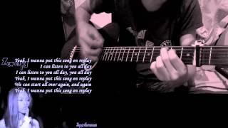 "▶Zendaya ~ ""Replay""◀ || Acoustic Guitar Cover || Lyric Video || LorDXaErOGuiTaR✔"
