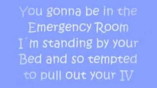 Rihanna feat.Akon-Emergency Room Lyrics