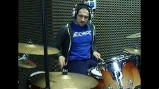 Give It All - Rise Against (Drum Cover) By Lampo Giallo