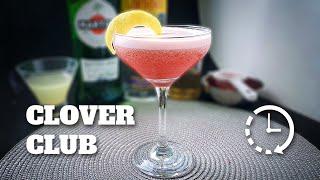 Clover Club (Rapidinha) | E Tome Drink!