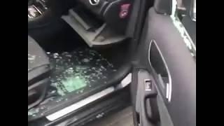 Ingebroken bij Chivv zijn AUTO! SBMG