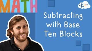 Subtracting with Base Ten Blocks