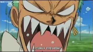 One Piece: Zoro vs Sanji - Davy Back Fight width=