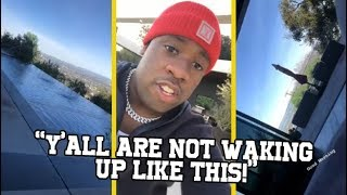 Yo Gotti Shows How He Wakes Up Every Day!
