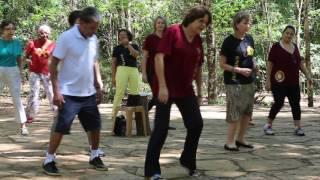 Dança Sênior 5 Parque Olhos de Água em 15.10.2016