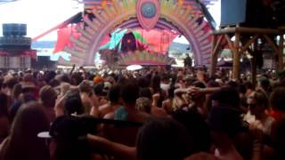 Tristan Live @ Boom Festival 2014