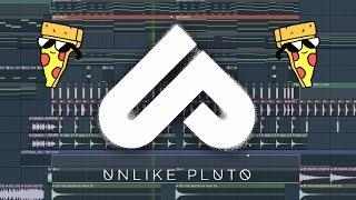 Unlike Pluto Ft. Mike Taylor - Everything Black [Remake + FLP]