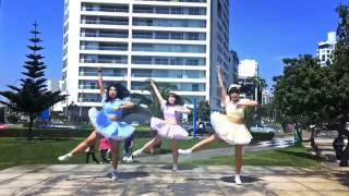 『IRO BANG』Dance cover - Cheeky Parade『BUNBUN NINE9』