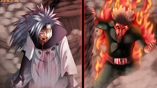 Might Guy vs Madara「AMV」Linkin Park-In the End