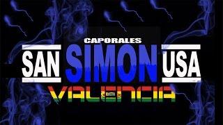 "CAPORALES SAN SIMON VALENCIA "" FELIZ NAVIDAD """