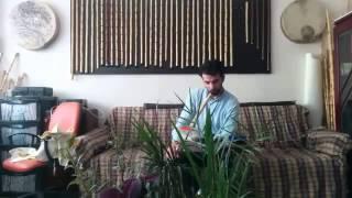 Yunus Emre fon müziği ensturmantel Ney Mahfi Nayi