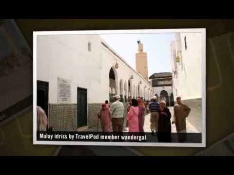 """Splendida piazza e rovine romane"" Wandergal's photos around Meknes, Morocco (hotel rif meknes)"