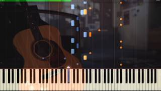 Life is Strange Soundtrack   Syd Matters - Obstacles Piano Cover