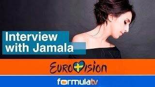 "Jamala explains the story of ""1944"" / Jamala explica la historia de ""1944"""