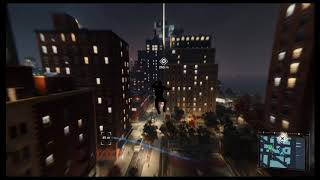 SpiderMan (PS4) What's in the Box Main Mission - SpiderMan Gameplay Walktrough