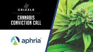 Aphria – Grizzle Cannabis Conviction Call