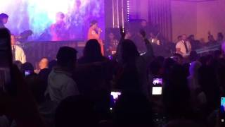 Naseebo Lal, Bradford - Cedar Court Hotel 2016 - Lenda Mera Naam