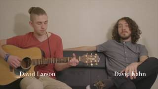Tennessee Whiskey - David Kahn on Bass Vocals ft David Larson [Cover]