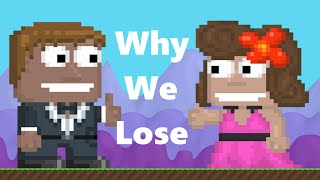 Growtopia - Why we lose (Music video)