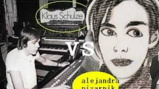 Alejandra Pizarnik & Klaus Schulze - Cantora nocturna [Crystal Lake]