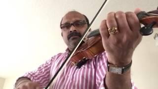 Lag ja Gale - Violin Peroor Jayaprakash