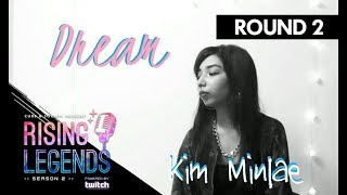 Cube x Soompi Rising Legends Round 2 - Dream by Kim Minjae