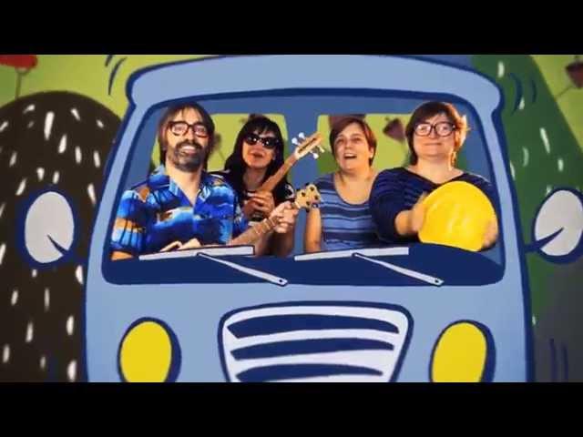 Videoclip de Petit Pop en Silenciópolis.