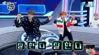 Jungkook & J-Hope dance cover REDVELVET & I.O.I