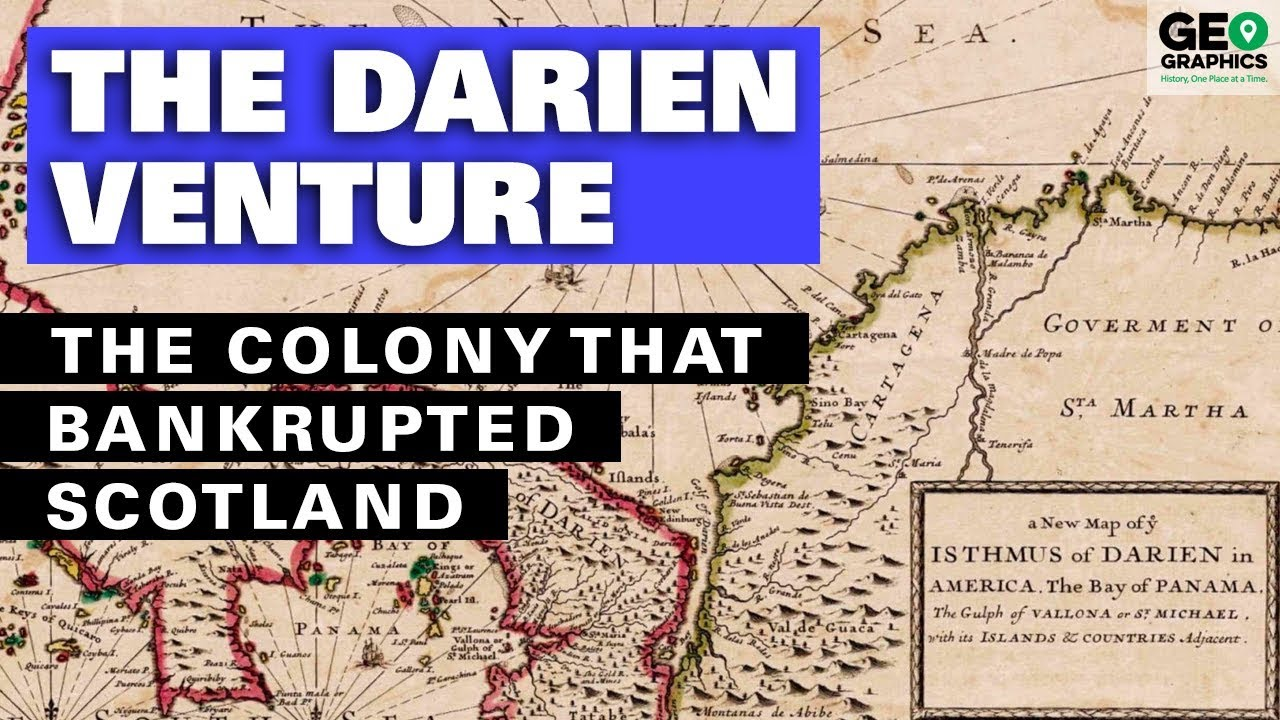 The Darien Venture : The Colony that Bankrupted Scotland