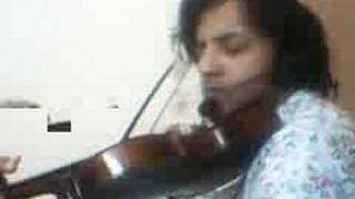 Violin musik-rousseau s dream