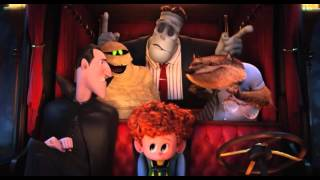 Hotel Transylvania 2 Worth It - Car Song