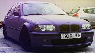 BMW Mafia - Purple Wolf edition (Jason Statham Driving)