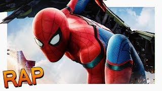 Rap do Homem-Aranha: De Volta ao Lar (Spider-Man: Homecoming) | Raplay