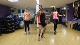 Leandro Baiano - Coreografia de Bailando - Luan Santana e Enrique Iglesias