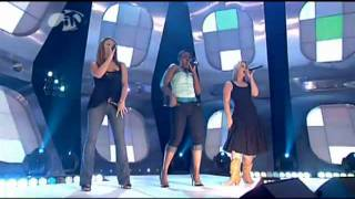 Sugababes - Hole In The Head (Ministry Of Mayhem 2004)