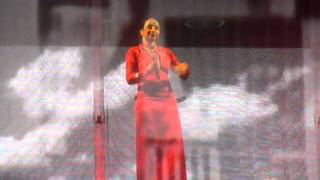 Sade live in Berlin - 13.05.2011 - Cherish the day