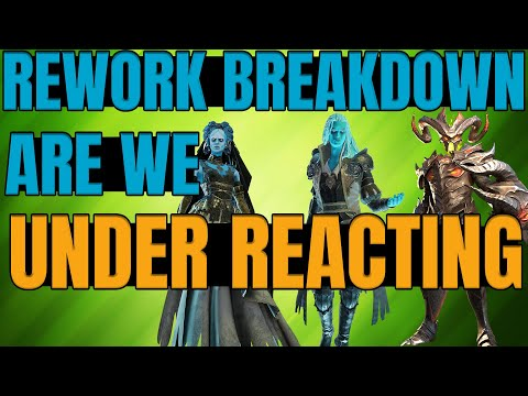 Rework Breakdown: The Broken, The Busted, The Useless I Raid Shadow Legends