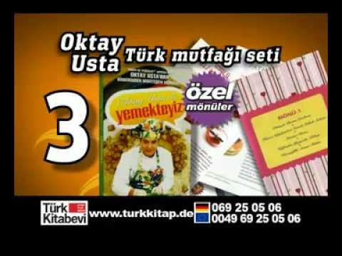 Oktay Usta Türk Mutfağı Seti