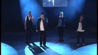 The Hope's-Orphelins Des flammes ( Clip Live )