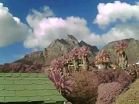 Timelapse Video – Table Mountain – 09/08/2010