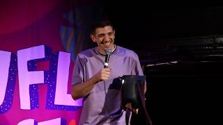 Man With Purse In Front Row | Andrew Schulz | Stand Up Comedy