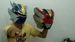 Satria Naga Unboxing Kostum Bima X width=